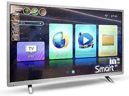 NORDMENDE nd32s3000j Dark Grey Smart Nor: Amazon.es: Electrónica