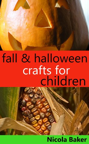 Fall and Halloween Crafts for (Halloween Homeschool Projects)