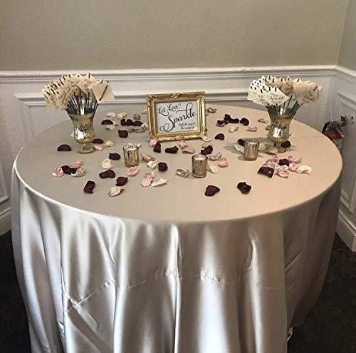 Wedding bridal baby shower decor Navy Blue maroon mix of 100 flower petals