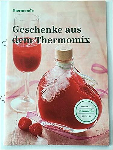 Geschenkideen aus dem thermomix