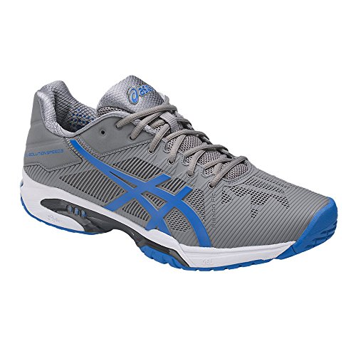 Solution Grey Asics Gel da Uomo 3 Scarpe Tennis Speed 5UPUwqZ8