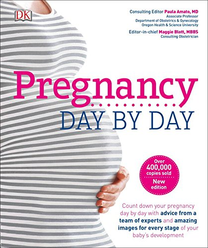 Book Cover: Pregnancy Day By Day, 3rd Edition