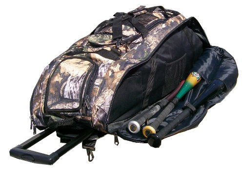 Camouflage Bat Bag - 6