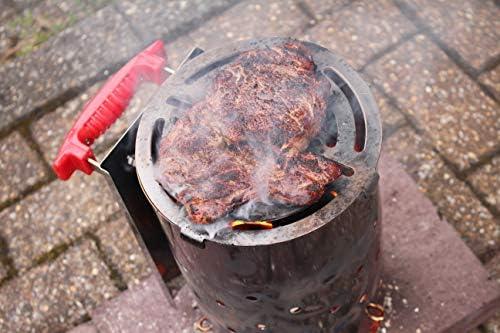 ProQ Acier Inoxydable Chemine d'allumage pour Barbecue