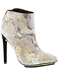 Womens Troops Snake Rep Ankle Boot