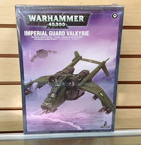 Imperial Guard Valkyrie Warhammer 40,000 Games Workshop Citadel
