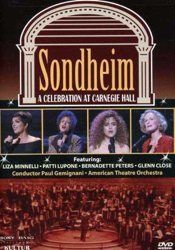 Collection Sondheim Stephen - Sondheim: A Celebration at Carnegie Hall / Liza Minnelli, Patti LuPone, Bernadette Peters, Glenn Close