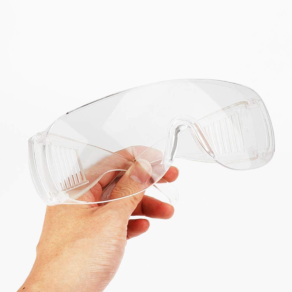Iwinna - Gafas de seguridad para laboratorio