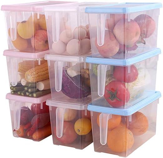 Conjunto de 6 Paquetes de Organizador de Cocina, refrigerador ...