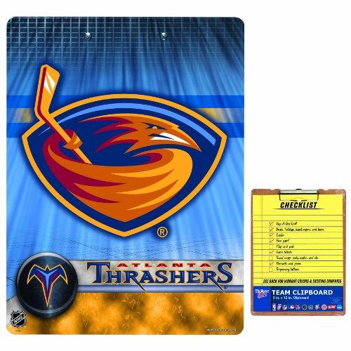 NHL Atlanta Thrashers Clip Board