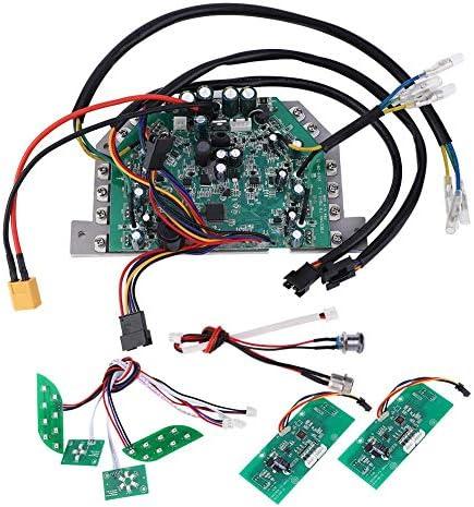 マザーボードコントローラー、6.5/8/10インチのスマートバランススクーターユニバーサル用リモートマザーボードコントローラーセット(2#セット)