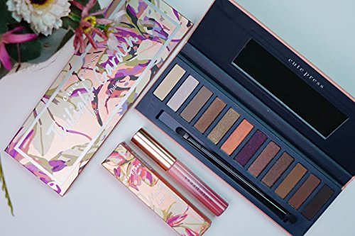 Make up Eyeliner Twilight Garden Eye & Brow Palette