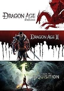 Amazon com: Dragon Age Bundle [Online Game Code]: Video Games