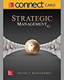 img - for Connect 1-Semester Access Card for Strategic Management book / textbook / text book