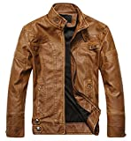 Hot Leathers Leather Jacket Men Review and Comparison