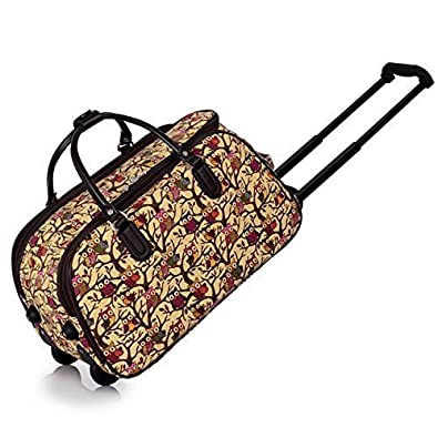 Amazon.com: Ladies Travel Holdall Bags Hand Luggage Womens Owl ...