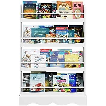Amazon Com Kidkraft Sling Bookshelf Natural Toys Games