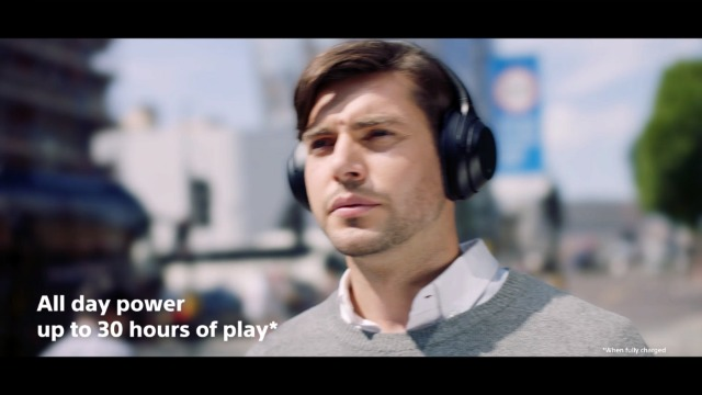 Sony WH1000XM3 Noise Cancelling Headphones, Wireless Bluetooth Over the Ear Headset – Black (2018 Version) 7