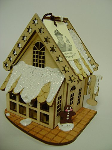 Ginger Cottages - Drosselmeyer's Nutcracker Shop GC107