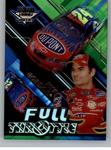 2006 Wheels High Gear Full Throttle #FT3 Jeff Gordon NM-MT ()