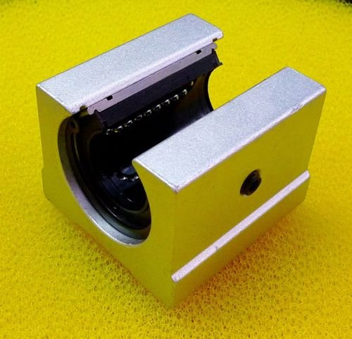 Alicenter(TM) 1 PCS SBR25UU (25mm) Router Linear Motion Ball Bearing (25 Mm Bearing Block)