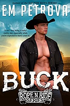 Buck Rope Ride Book Petrova ebook product image