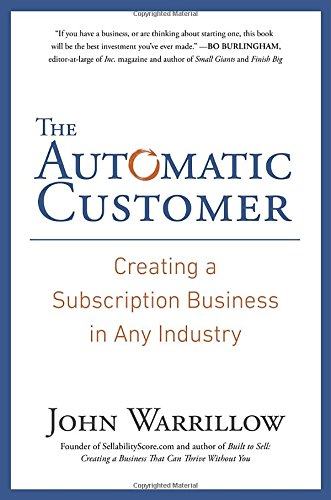 Automatic Customer Creating Subscription Business product image