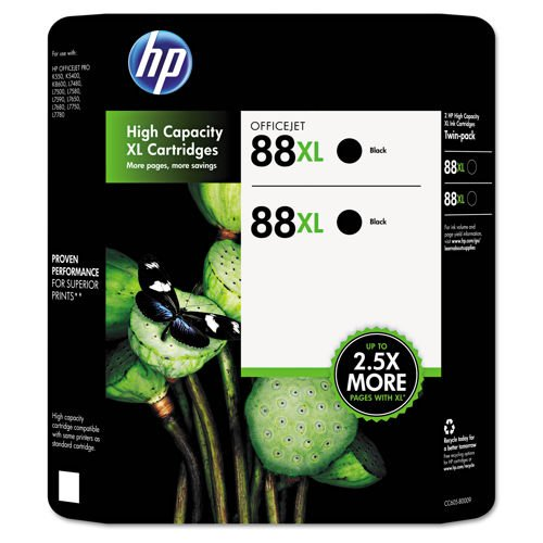 (HP 88XL High Yield Ink Cartridge Combo Pack)