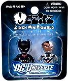 Mezco Toyz DC Universe Mini Mezitz Batman Beyond/Cyborg (Pack of 2)