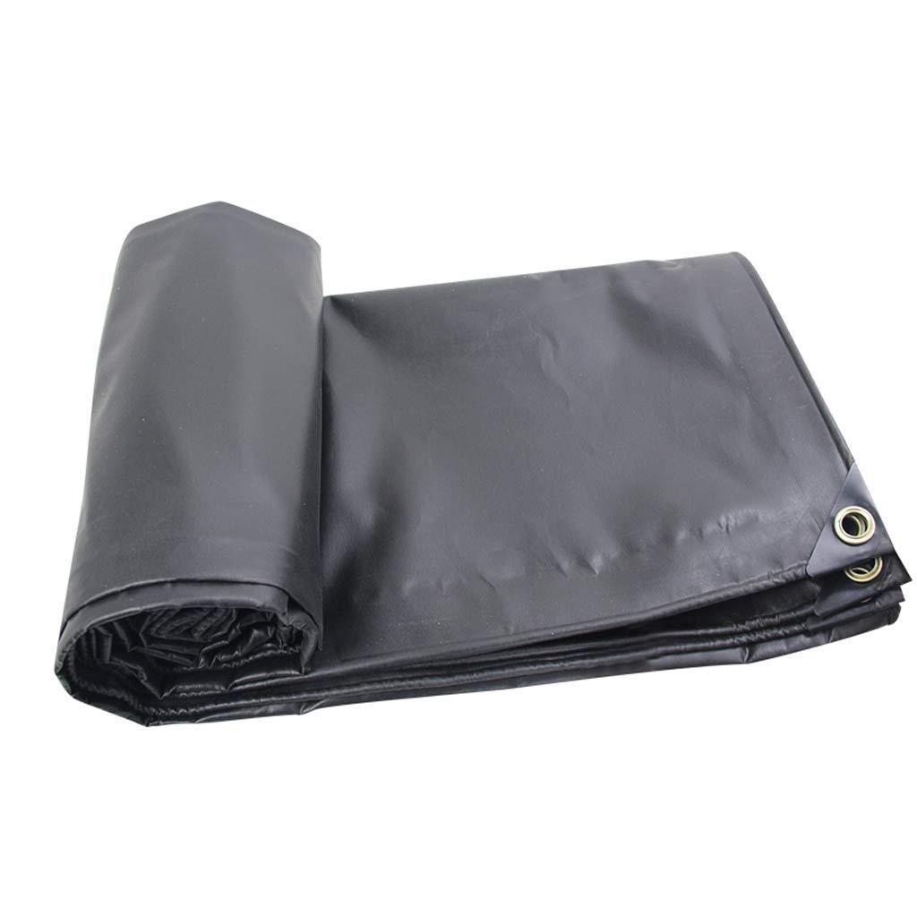 Zeltplanen Starke Wasserdichte Plane Regenfestes Tuch Poncho Markise Leinwand Linoleum Plane Shade Sonnencreme Tuch (größe   3m4m)