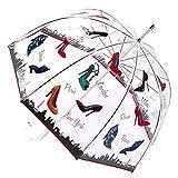 Shoe Craze Bubble Umbrella