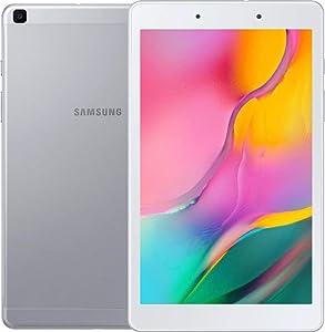 Samsung Galaxy Tab A 8.0-inch Touchscreen (1280x800) Wi-Fi Tablet Bundle, Qualcomm Snapdragon 429 Processor, 2GB RAM, 32GB Memory, Bluetooth, 32GB MicroSD Card, Tigology Case, Android 9.0 Pie OS