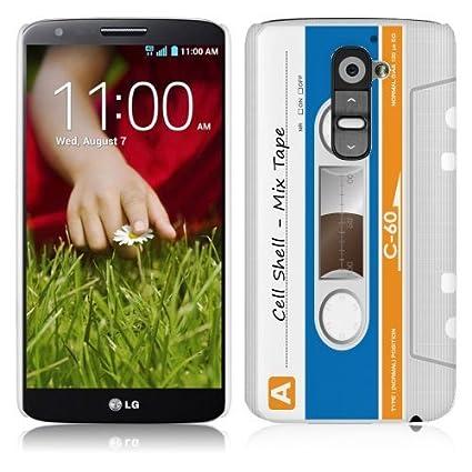 Amazon.com: LG G2 plástico duro (PC) Funda – cool cubierta ...