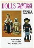 Dolls, Mary Benbow, 0823800903