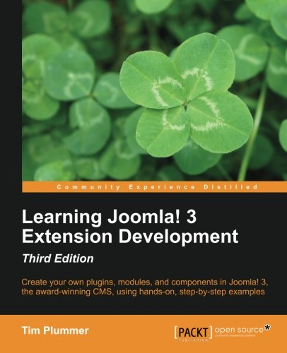 Learning Joomla! 3 Extension Development-Third Edition