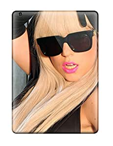 High Impact Dirt/shock Proof Case Cover For Ipad Air (lady Gaga)