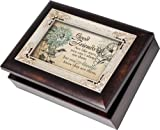 Best Cottage Garden Gifts For Families - Cottage Garden Good Friends Burlwood With Silver Inlay Review