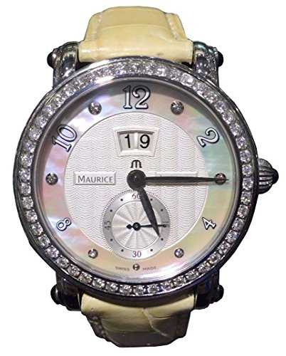 Maurice Lacroix Masterpiece Grand Guichet Dame Womens Watch MP6016-SD501