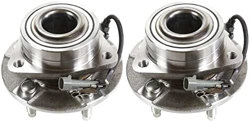 AutoShack HB613178 Front Driver Side Wheel Hub Bearing Assembly