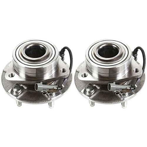 Auto Parts Wheels (Prime Choice Auto Parts HB613191PR Front Hub Bearing Assembly Pair)