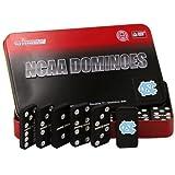 Rico NCAA North Carolina Tar Heels Domino Set in Metal Gift Tin