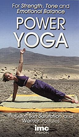 Power Yoga-Susan Fulton [Reino Unido] [VHS]: Amazon.es: Cine ...