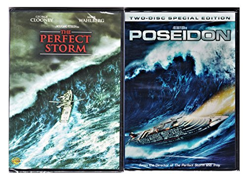 - The Perfect Storm , Poseidon : Disaster At Sea 2 Pack Collection
