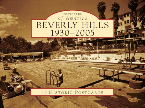 Read Online Beverly Hills, 1930-2005 (Postcards of America: California) ebook