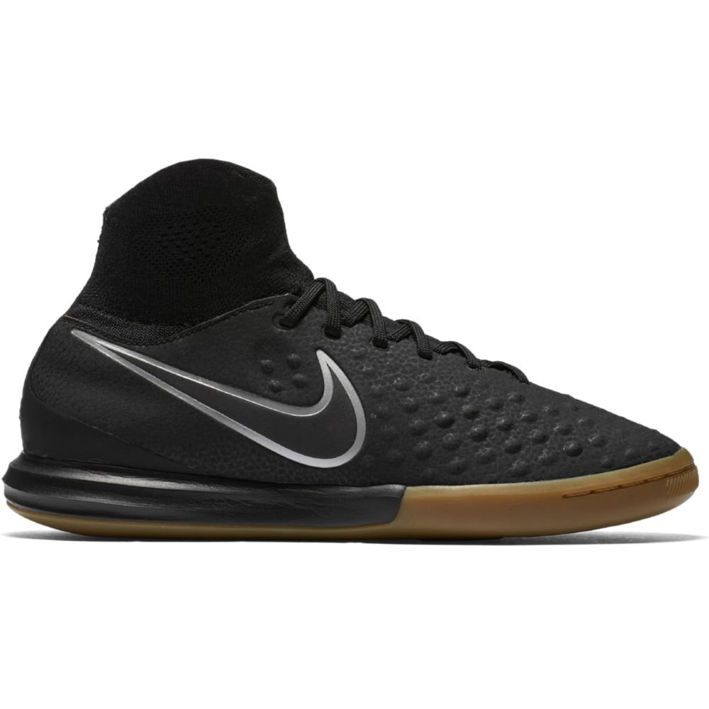 4.5Y Nike Youth Magistax Proximo II Indoor Shoes BLACK
