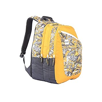 3d823c77ebf9 Image Unavailable. Image not available for. Colour  Wildcraft Polyester 42 Ltrs  Yellow School Backpack (Wiki 8 Punk 6)
