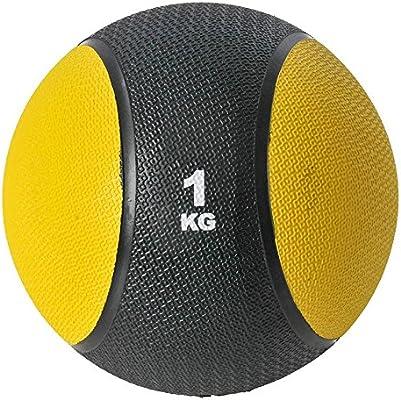 Kawanyo – balón Medicinal Pelota Pesada 1 Kg: Amazon.es: Deportes ...