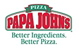 Papa Johns Pizza Gift Cards - E-mail Delivery