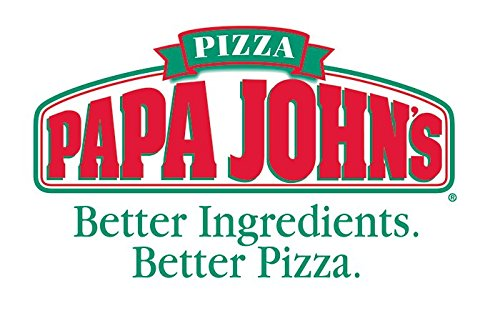 Papa John's Pizza Gift Cards – E-mail Delivery