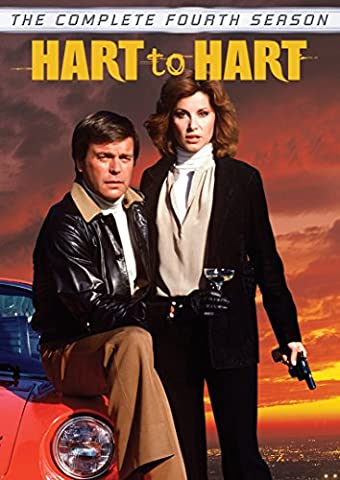 Hart To Hart: Season 4 (Hart To Hart Dvd Complete Series)
